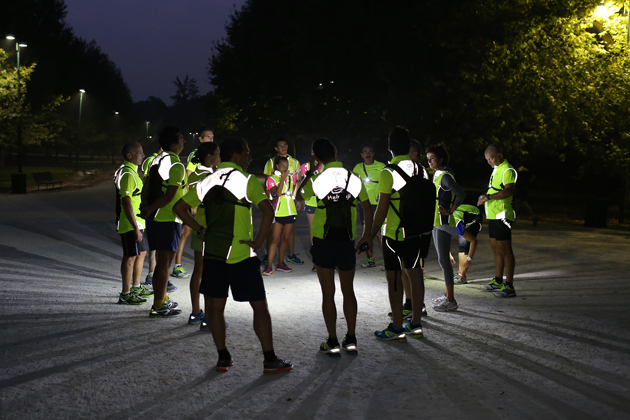 La corsa notturna: valida alternativa al gran caldo?