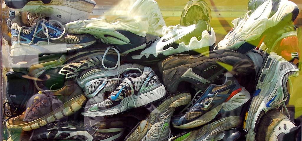 Quanto durano le scarpe da running?