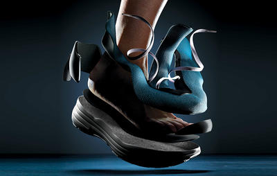 La scarpa ideale si stampa in 3D