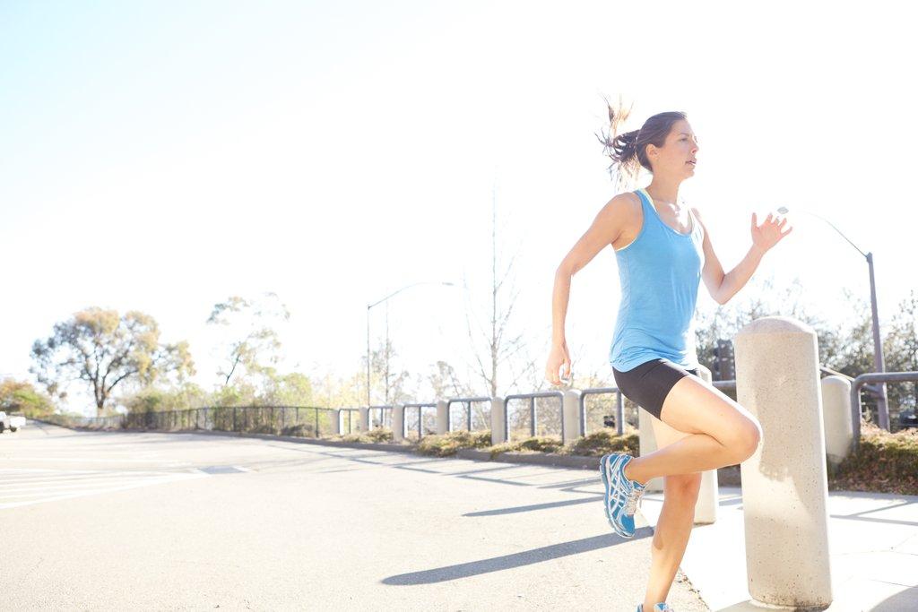 Come rendere più esplosiva la propria corsa