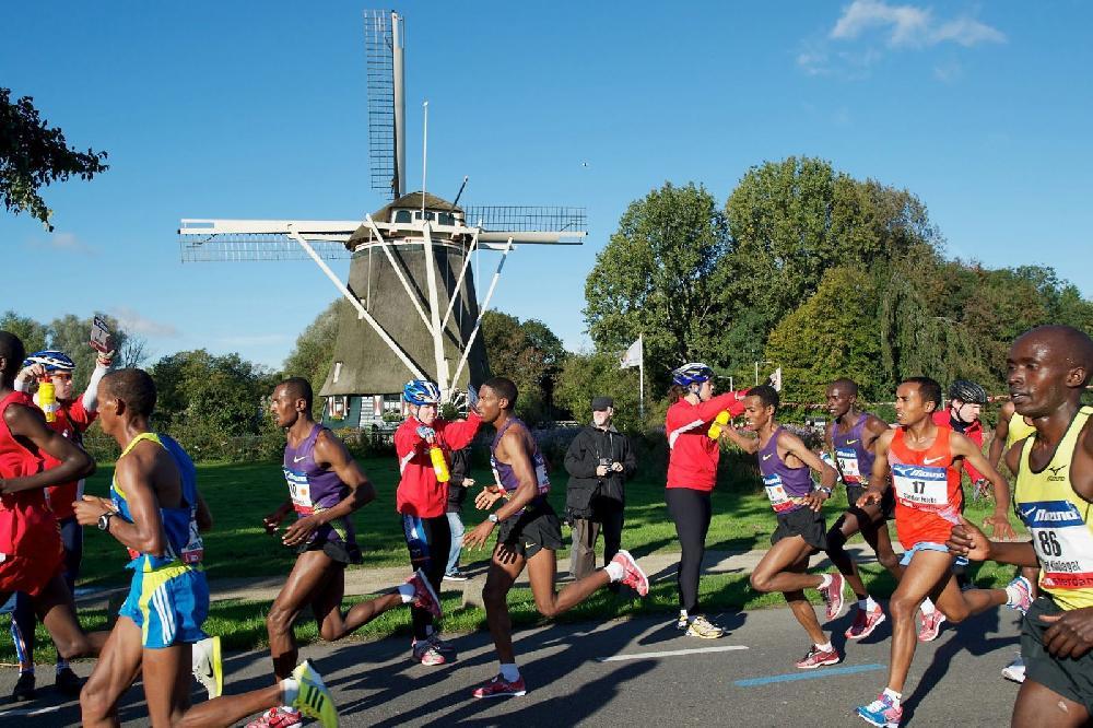 Correre ad Amsterdam