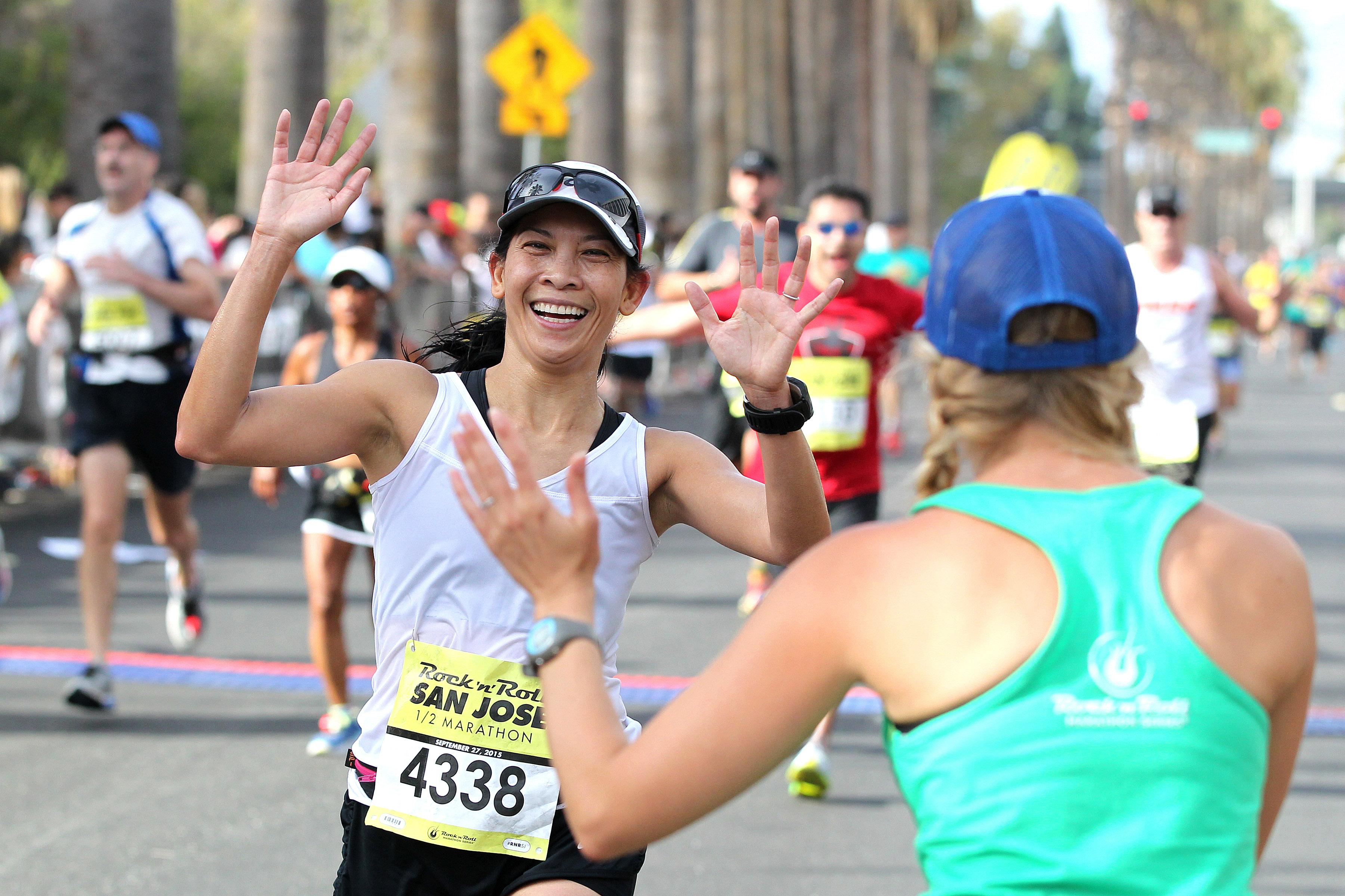 """Running: dalla """"mezza""""... alla maratona"""