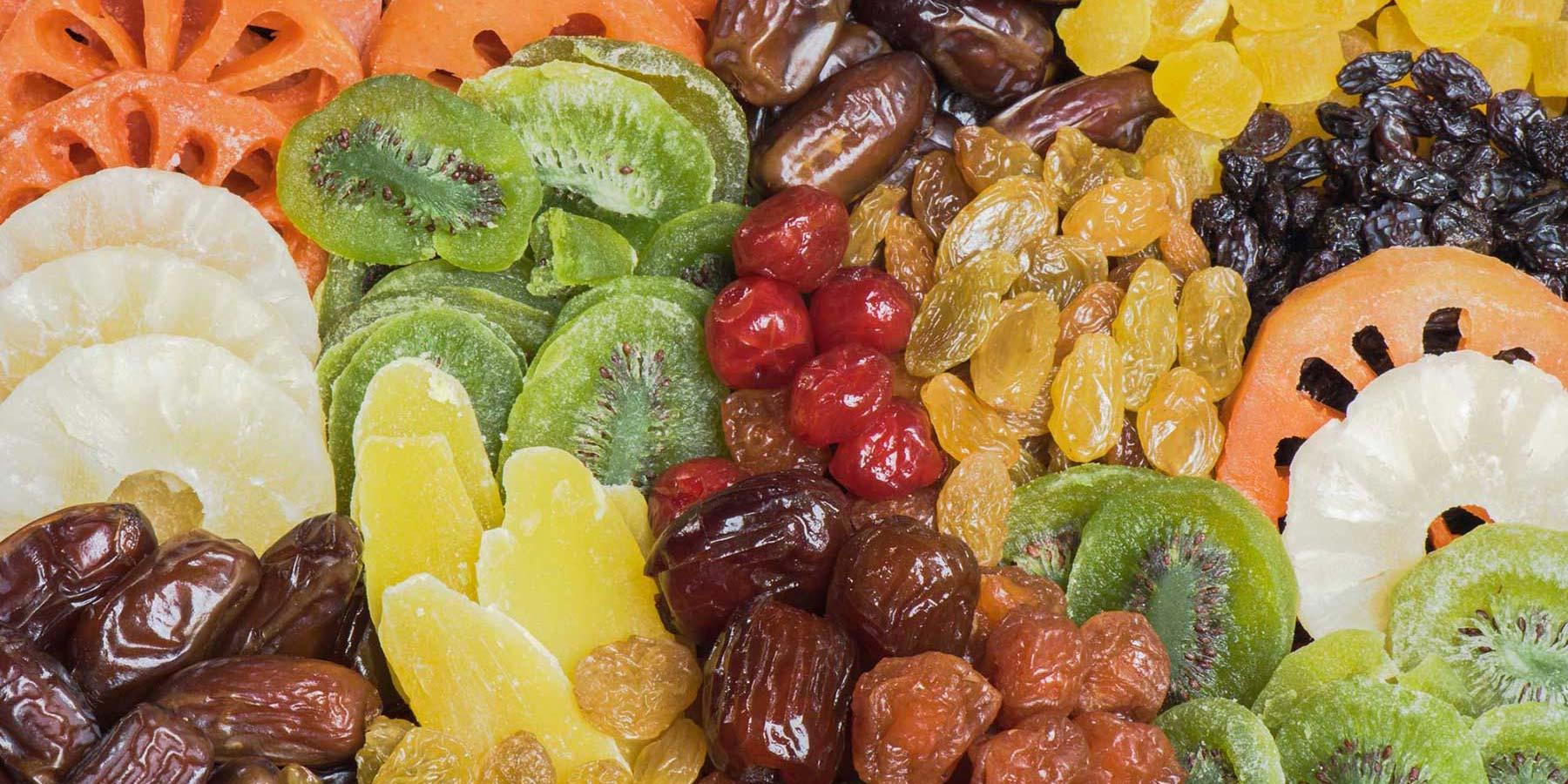 Correre con gusto: 5 tipi di frutta essiccata da provare