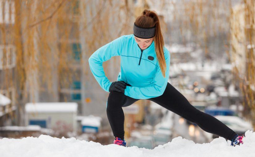 Correre d'inverno: cosa indossare