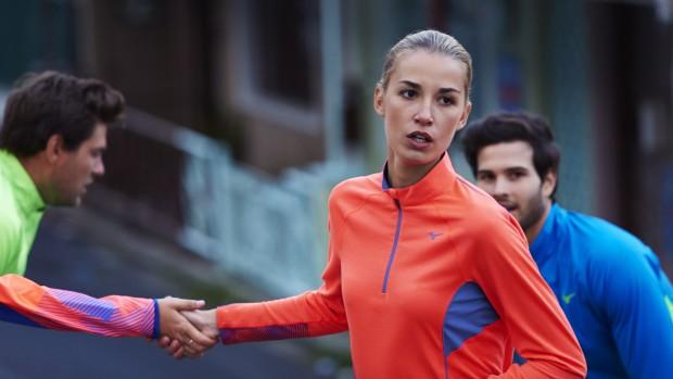I vantaggi del correre in compagnia