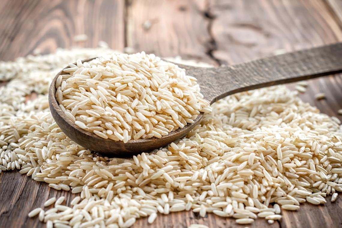 Il riso abbonda sulla tavola dei runner