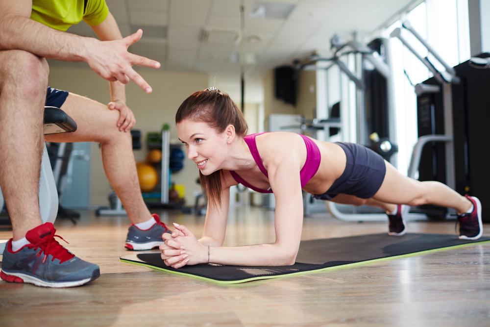 Plank: l'esercizio perfetto per il rafforzamento muscolare