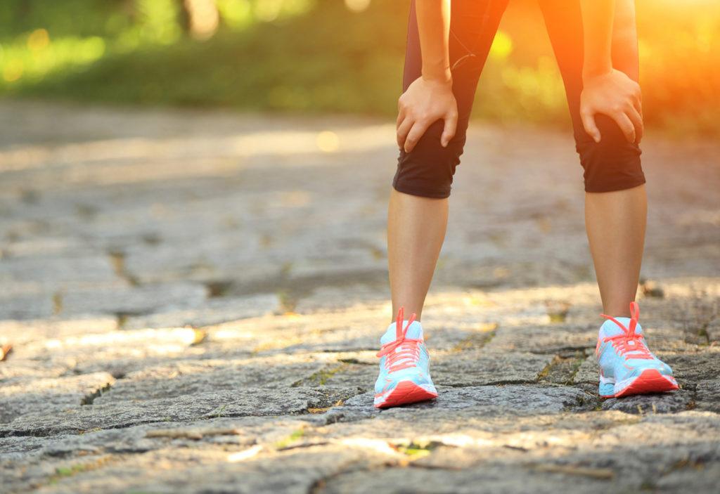 Running: le due facce del dolore