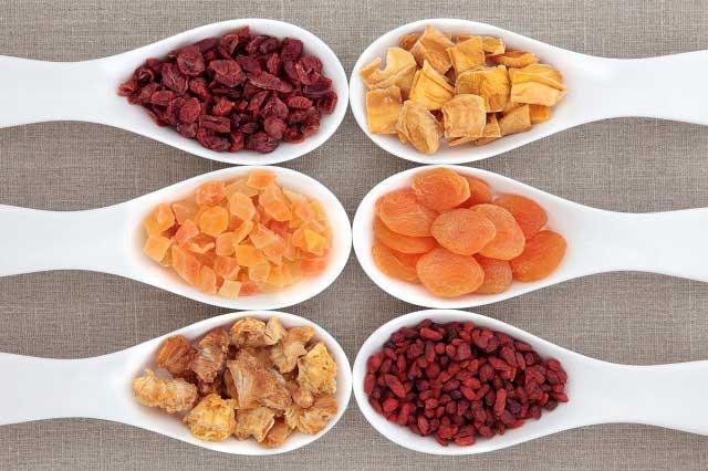 Frutta essiccata: ecco quella che non deve mai mancare