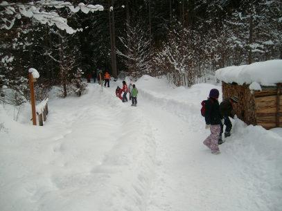 Come proteggere i bambini dal freddo durante l´inverno