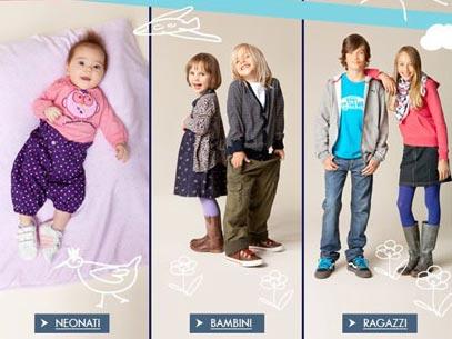 Come risparmiare sugli aquisti di abbigliamento per i piccoli?