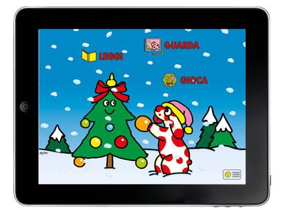 La Pimpa su iPad