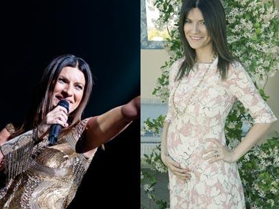 Laura Pausini incinta