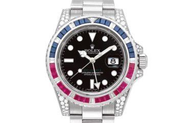 Rolex GMT II SARU