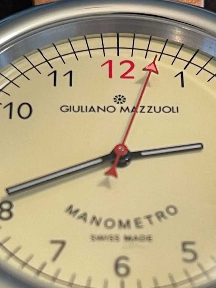 Manometro Mazzuoli
