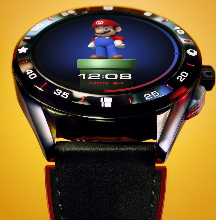 Tag Heuer Connected Super Mario