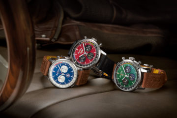 Breitling Top Time Classic Cars Capsule Collection