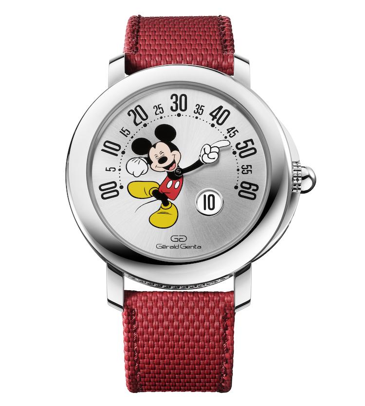 Gerald Genta Mickey Mouse