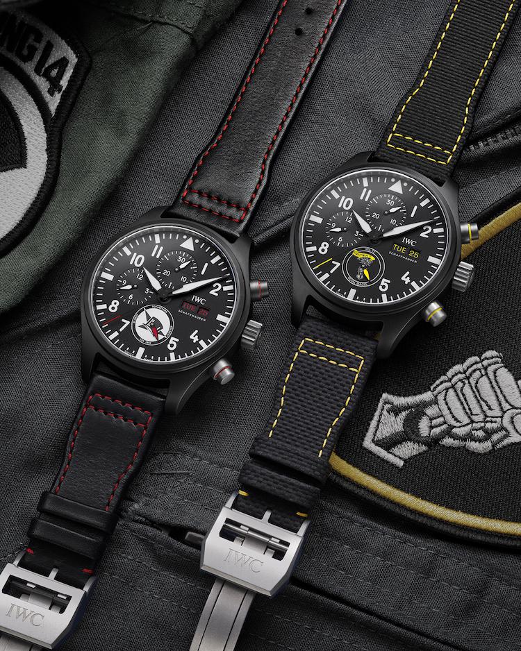 IWC Pilot's Watch Chronograph US Navy