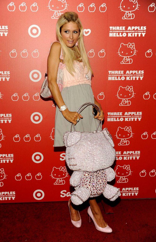 Hello Kitty Calzedonia Paris Hilton