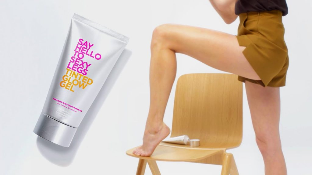 make-up gambe say hello to sexy legs